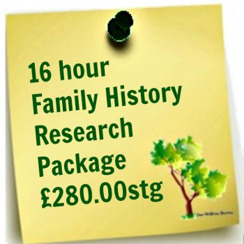 16 Hour Detailed Research Package