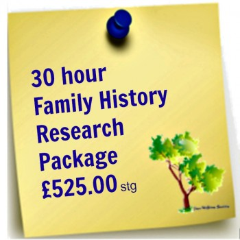 30 hour Family Research Package